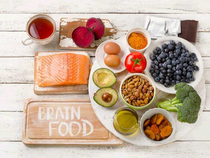 best natural brain foods